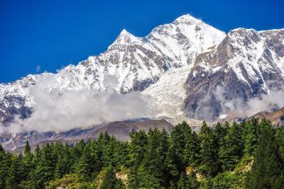 Mountain View Tour  Nepal