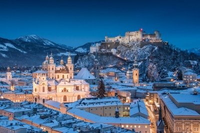 5 Days 4 Nights in Salzburg