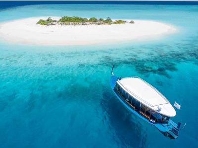 3 nights in 4* Hotel Maldives