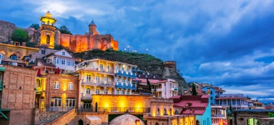 Tbilisi and Gudauri Tour - UAE National Holiday with Flights