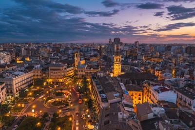9 days in Barcelona, Ibiza, Valencia & Madrid