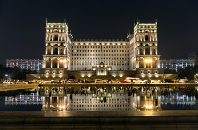 Eid Fixed Package - 4 Days in Baku with Flight