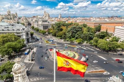 9 Days in Madrid - Barcelona - Paris