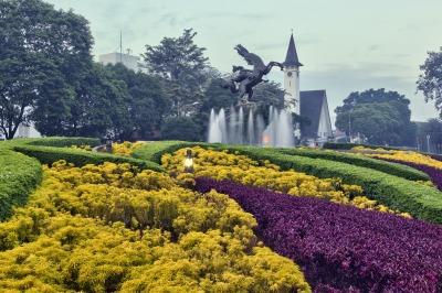 9 Days Jakarta-Puncak-Bandung Package