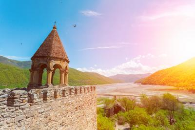 3 Nights in Tbilisi + 2 Nights in Batumi with Flights