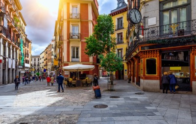5 Days 4 Nights in Madrid