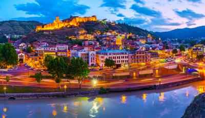 3 Nights in Tbilisi with Flights
